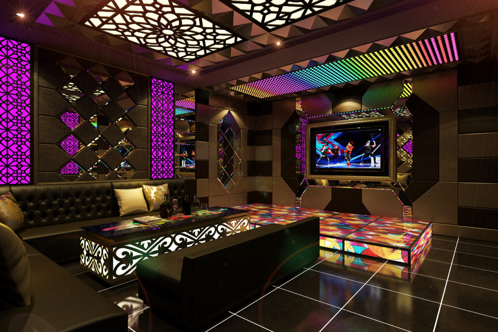 tivi cho phòng karaoke