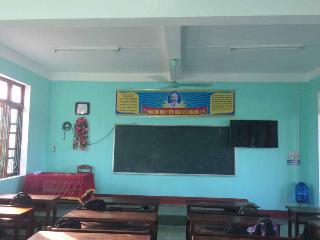 Tivi cho trường học